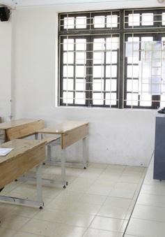 Đặc biệt phòng thi vào lớp 10 THPT tại Hà Nội chỉ có 1 thí sinh