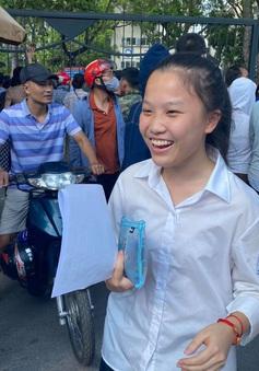 CHÍNH THỨC: Đề thi môn tiếng Anh vào lớp 10 THPT năm 2020 tại Hà Nội