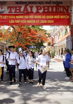 469 thí sinh Hà Nội không thi vào lớp 10 môn Ngoại ngữ