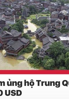 Tin nóng đầu ngày 18/7: Việt Nam ủng hộ Trung Quốc 100.000 USD, rác thải Hà Nội sắp hết ứ đọng