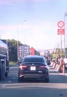 Đổi biển xe màu vàng sẽ xử lý được nạn kinh doanh vận tải trá hình?