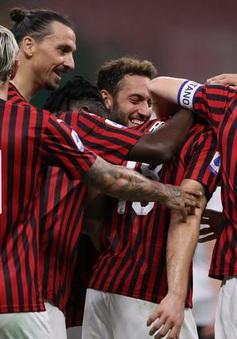 AC Milan 5-1 Bologna: Đại tiệc bàn thắng