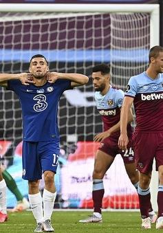 West Ham United 3-2 Chelsea: The Blues thua sốc