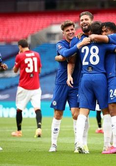 [KT] Bán kết FA Cup, Man Utd 1-3 Chelsea: Sai lầm hàng thủ!