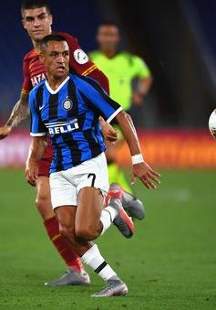 Roma 2-2 Inter Milan: Cuộc rượt đuổi tỉ số kịch tính