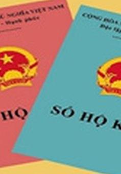 Đơn giản hóa thủ tục đăng ký hộ khẩu Hà Nội