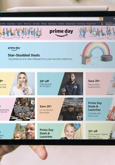 Amazon chính thức hoãn ngày hội siêu giảm giá Prime Day