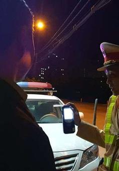 Tăng cường tuần tra xử lý vi phạm giao thông vào ban đêm