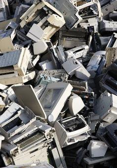 Vấn nạn rác thải điện tử bị bỏ quên trong mùa dịch COVID-19