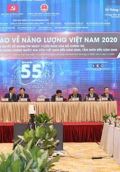 Khai mạc Diễn đàn cấp cao về Năng lượng Việt Nam 2020