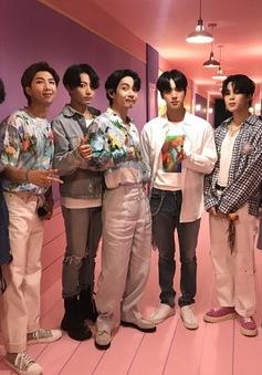 BTS lập kỷ lục Guiness với concert trực tuyến