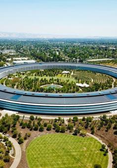 """Apple quyết tâm loại bỏ khí thải Carbon, hướng tới hoạt động kinh doanh """"xanh"""""""