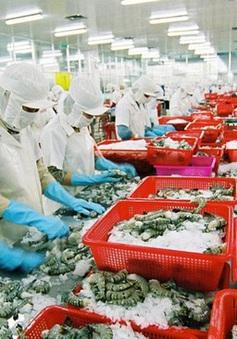 Con tôm Việt đắt khách trên đất Mỹ