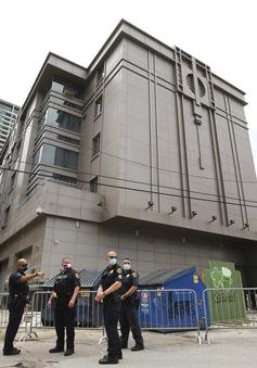 Mỹ tiếp quản tòa nhà Tổng lãnh sự quán Trung Quốc tại Houston