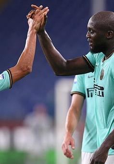 Genoa 0-3 Inter Milan: Lukaku lập cú đúp, Inter vươn lên vị trí thứ 2
