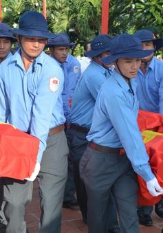 Hành trình không mỏi của Đội quy tập mộ liệt sĩ K93