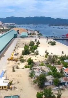 Khánh Hòa: Đầu tư cảng Bắc Vân Phong thành cảng biển quốc tế