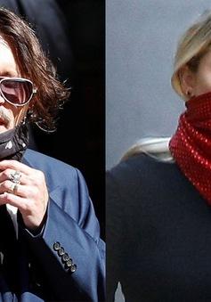 """Johnny Depp tố vợ cũ là """"kẻ nói dối trắng trợn"""""""