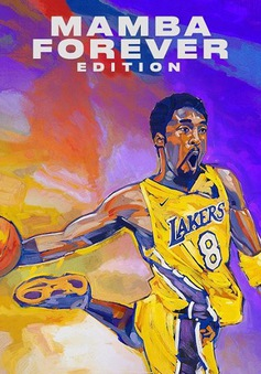 2K Sports tri ân Kobe Bryant trong tựa game NBA 2K21