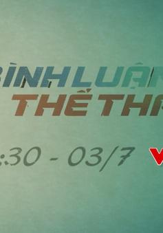 Bình luận thể thao ngày 3/7 (20h30 trên VTV1): Triết lý đào tào bóng đá trẻ và những trọng tài xứng đáng nhận thẻ phạt ở V.League