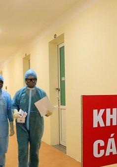 Dừng hoạt động các cơ sở y tế không đảm bảo công tác phòng dịch COVID-19
