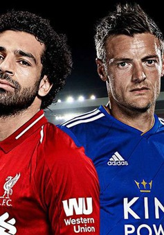 Thống kê dứt điểm: Salah nhiều nhất, Jamie Vardy hiệu quả nhất Ngoại hạng Anh
