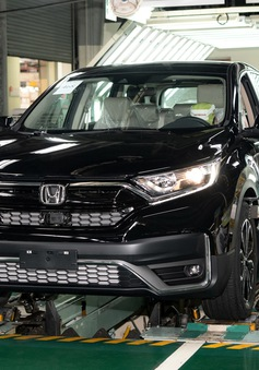 Honda CR-V 2020 chính thức ra mắt tại Việt Nam, giá từ 998 triệu đồng