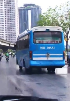 Xử phạt qua camera giao thông tại bến xe chưa hiệu quả