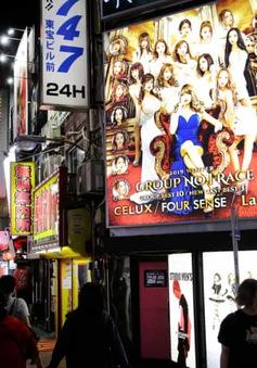 Kinh doanh ban đêm – Nguy cơ khiến dịch COVID-19 khó kiểm soát ở Nhật Bản