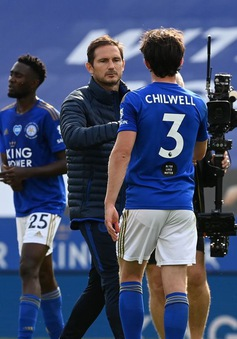 Lampard hối thúc BLĐ Chelsea mua Ben Chilwell