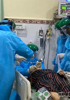 Tập trung hỗ trợ điều trị bệnh nhân nặng tại Bệnh viện Đà Nẵng