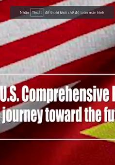 Kỷ niệm trực tuyến 25 năm quan hệ ngoại giao Việt - Mỹ