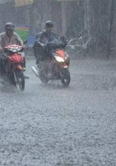 Nhiều khả năng xảy ra lốc, sét, mưa đá tại các khu vực trong cả nước