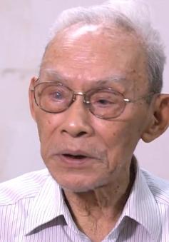 """Tôn chỉ """"Gặp Bác một lần, học Bác một đời"""" của cụ ông 90 tuổi"""