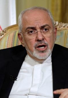 Iran đàm phán thỏa thuận chiến lược 25 năm với TrungQuốc