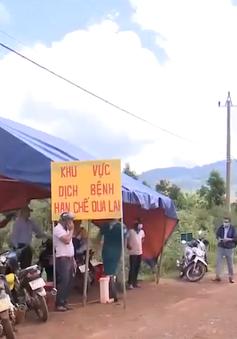 Gia Lai: Cách ly một làng để phòng chống bệnh bạch hầu