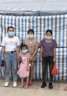 Lại phát hiện 5 người nhập cảnh trái phép qua biên giới về Việt Nam