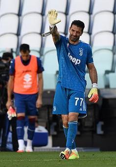Gianluigi Buffon sẵn sàng cho chặng đường tiếp theo sau khi giải nghệ