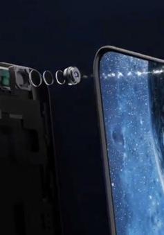"""Smartphone """"tới từ tương lai"""" với camera ẩn dưới màn hình sắp trình làng"""