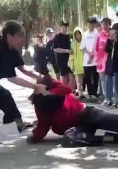 Chỉ vì 1 cái nhìn, nữ sinh 16 tuổi tại Tây Ninh bị đánh dã man