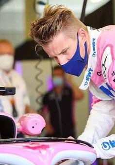 Đua xe F1: Nico Hulkenberg chạy đua với thời gian để đến Silverstone