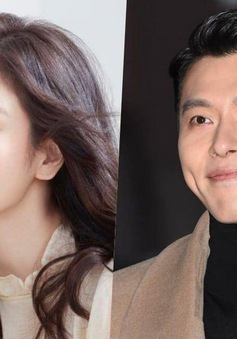 Song Hye Kyo phủ nhận tin đồn hẹn hò với Huyn Bin