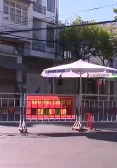 Đà Nẵng xét nghiệm toàn bộ khu dân cư quanh 4 tuyến đường tại 3 bệnh viện bị phong tỏa