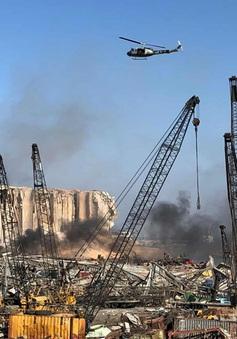 Thành viên thứ tư trong Chính phủ Lebanon từ chức sau vụ nổ kinh hoàng ở Beirut