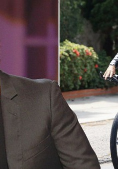 Ông trùm Simon Cowell sẽ mất rất nhiều thời gian để phục hồi sau tai nạn xe đạp điện