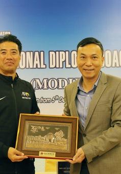 VFF đón tân Giám đốc kỹ thuật người Nhật Bản