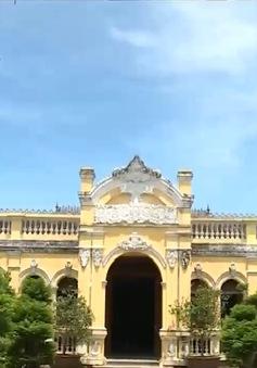 Nét đẹp nhà cổ hơn 100 năm tuổi ở Tiền Giang