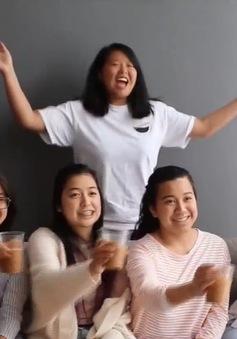 Người Việt trẻ ở nước ngoài hướng về đất nước