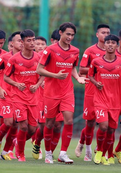 SEA Games 31: HLV Park Hang-seo triệu tập 48 cầu thủ U22 Việt Nam