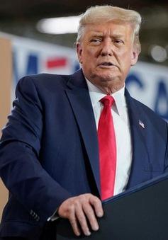 Tổng thống Donald Trump công kích liên danh tranh cử của ông Biden